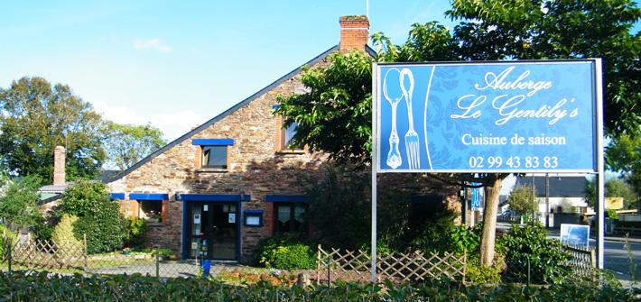 Restaurant Le Gentily's