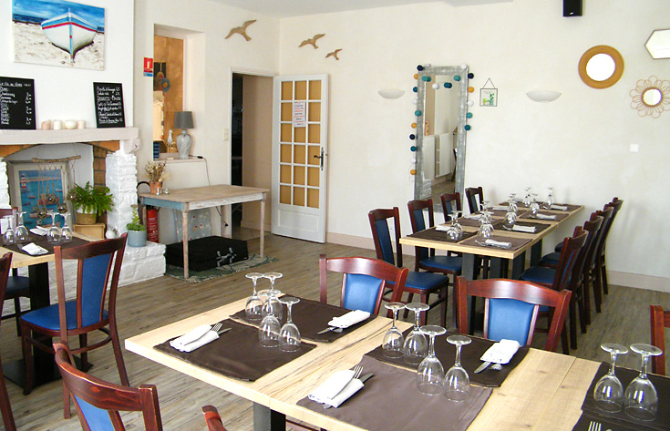 Salle de restaurant Le Gentily's
